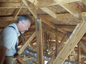 Inspection of Attics